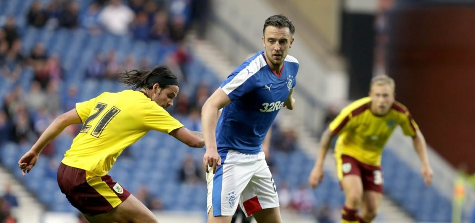 Rangers fans are not looking forward to Danny Wilson exit