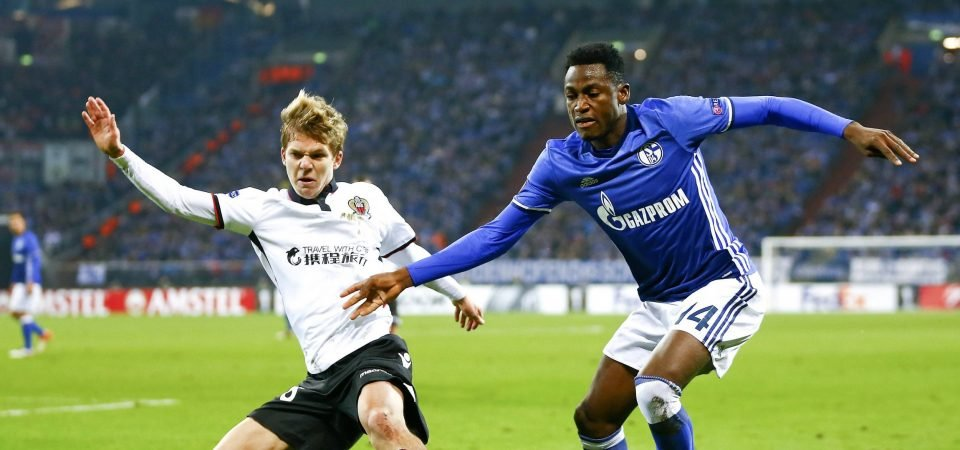In Focus: Baba Rahman can provide capable back-up to Leighton Baines at Everton