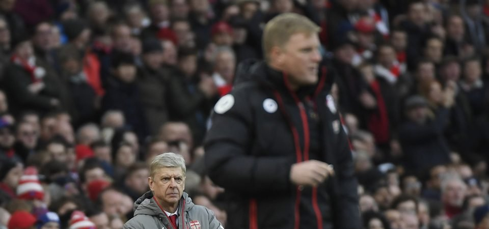 McClaren backs Howe to replace Wenger as Arsenal manager