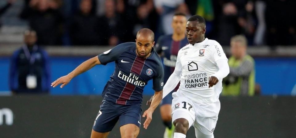 Man United fans react as Tottenham agree Lucas Moura deal