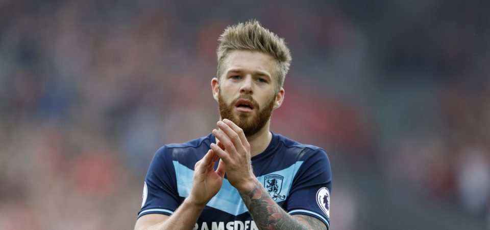 Middlesbrough star Adam Clayton would be a better option than Marney or Colback for Forest