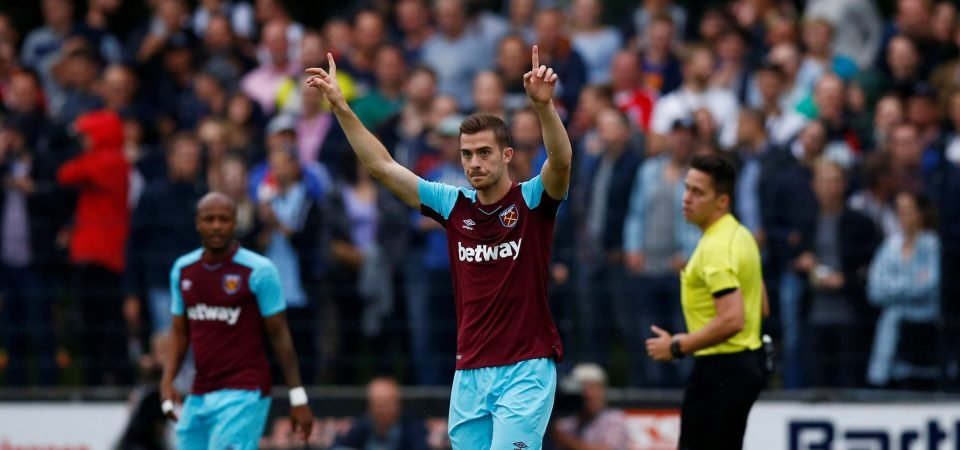 West Ham United fans disappointed by Martinez's loan exit