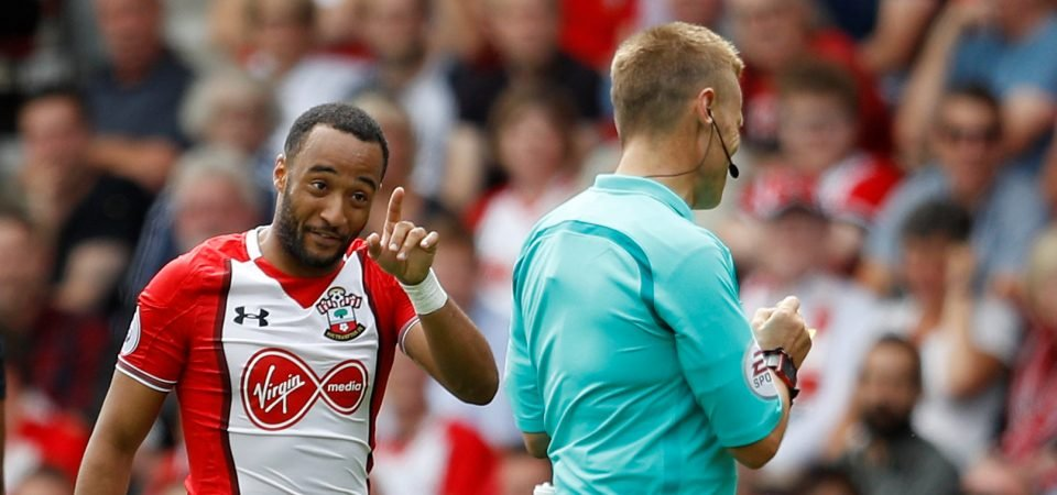 The demeanour of Nathan Redmond is one of the reasons for his lack of popularity