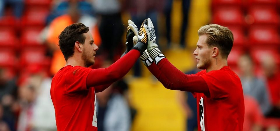 Revealed: 59% of Liverpool fans want Danny Ward to start vs Everton