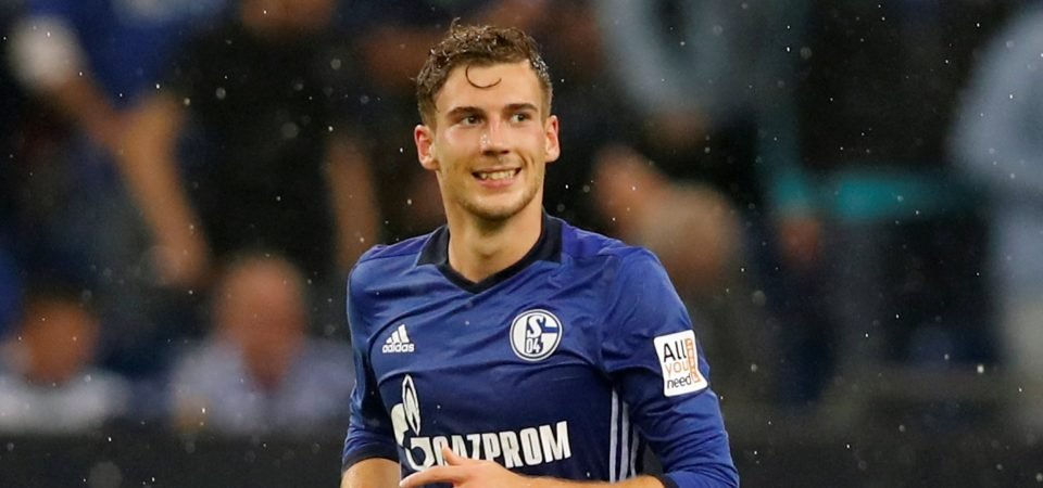 In Focus: Goretzka can complete Klopp's midfield vision for Liverpool