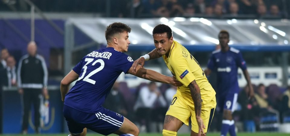 Three Leander Dendoncker alternatives West Ham could target on Deadline Day