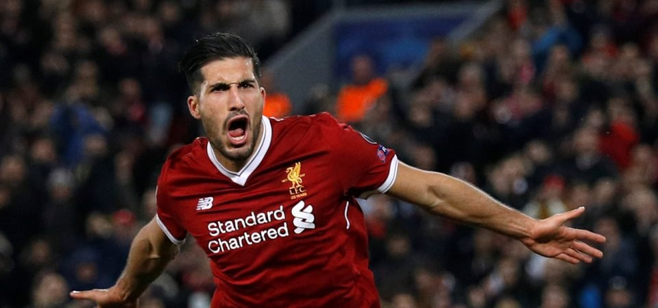 Suggested solutions: Emre Can's contract situation