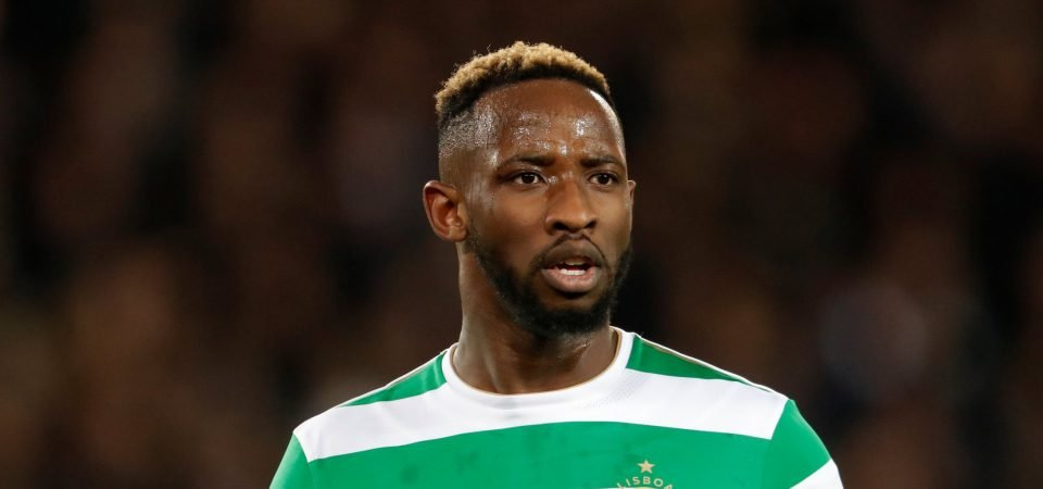Newcastle United fans would love to sign Celtic's Moussa Dembele