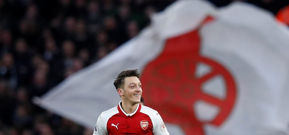 Liverpool fans want club to move for Arsenal star Ozil