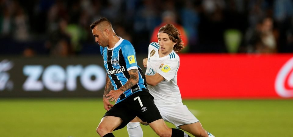 Newcastle sealing a deal for Luan would prove they can match Benitez's ambition