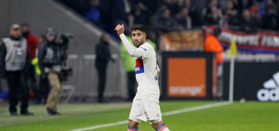 Liverpool fans urge club to sign Nabil Fekir before the transfer window closes