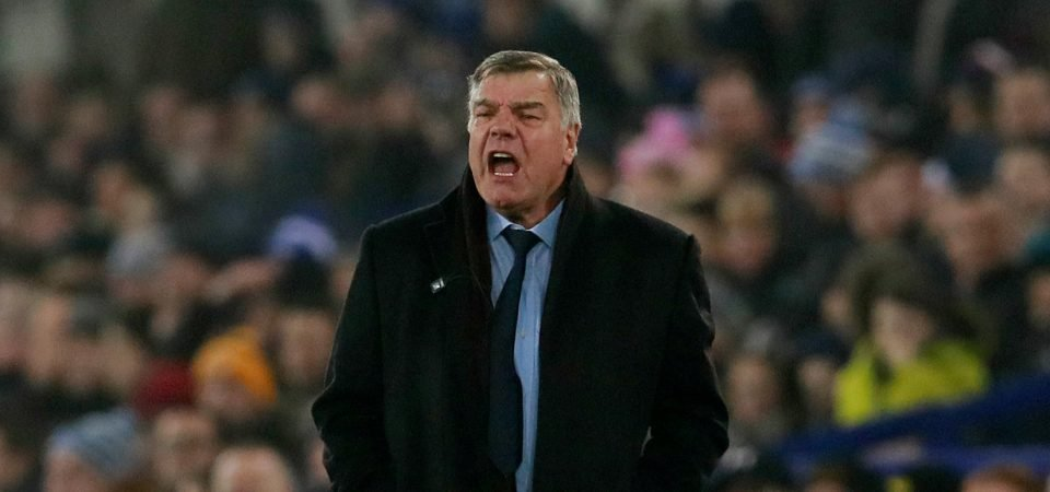 Everton fans still pushing for Allardyce exit despite win
