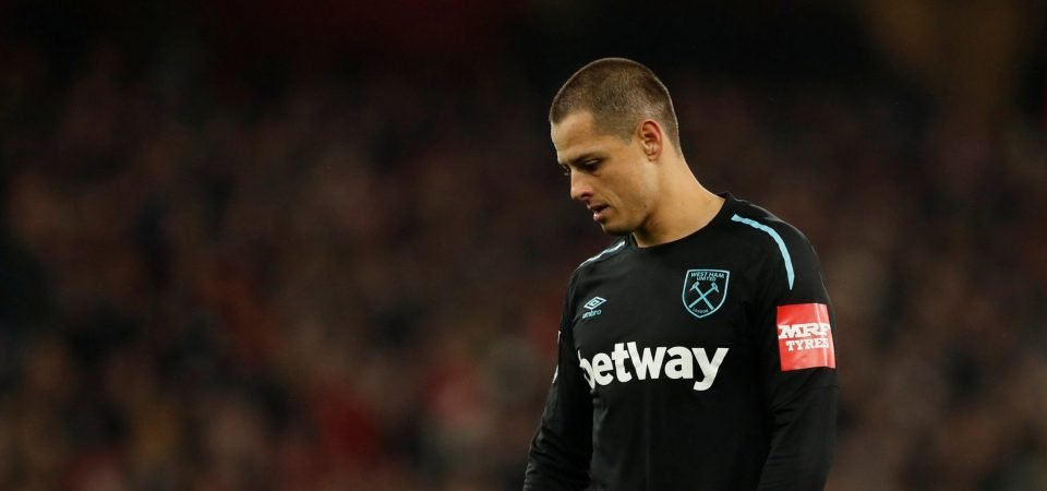 Newcastle United fans urge club to swoop for Hernandez