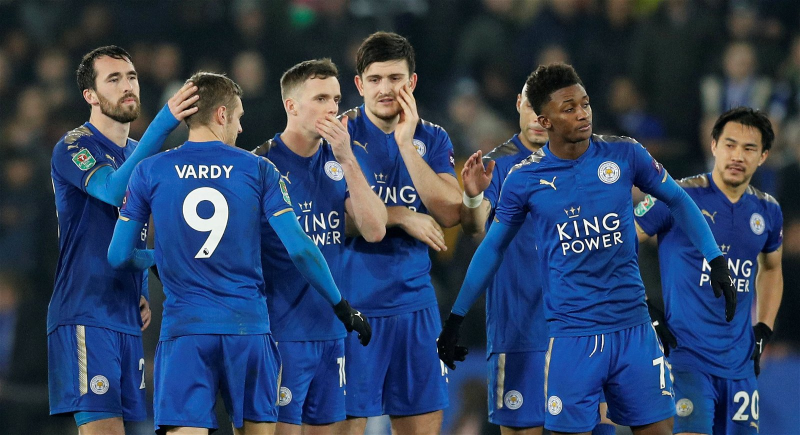 Leicester's League Cup policy shows the dilemma facing middle class clubs