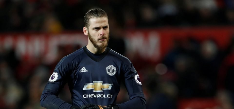 In Focus: Retaining de Gea is key to Man United's ambitions