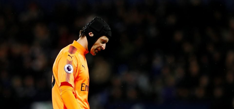 Arsenal fans rage at Petr Cech after defeat to Bournemouth