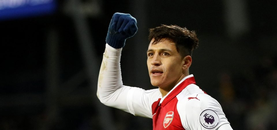 Former Arsenal coach suggests players never socialised with Sanchez