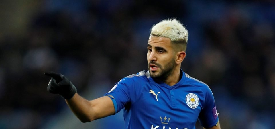 Wright tips Mahrez to get Arsenal back on track