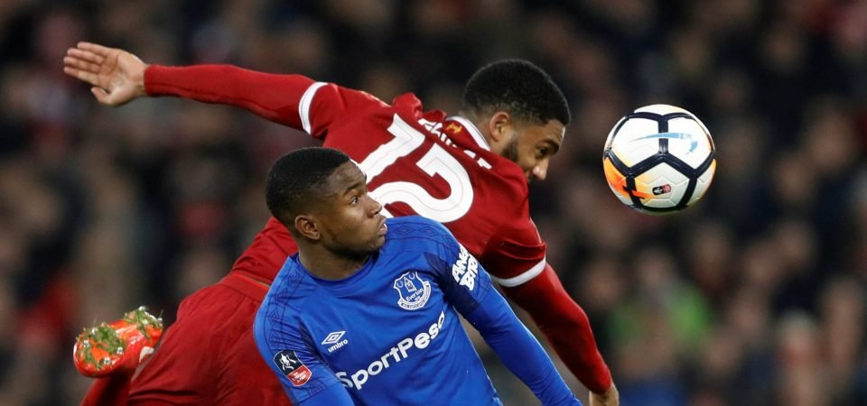 Everton fans furious as Ademola Lookman looks set to leave club on loan