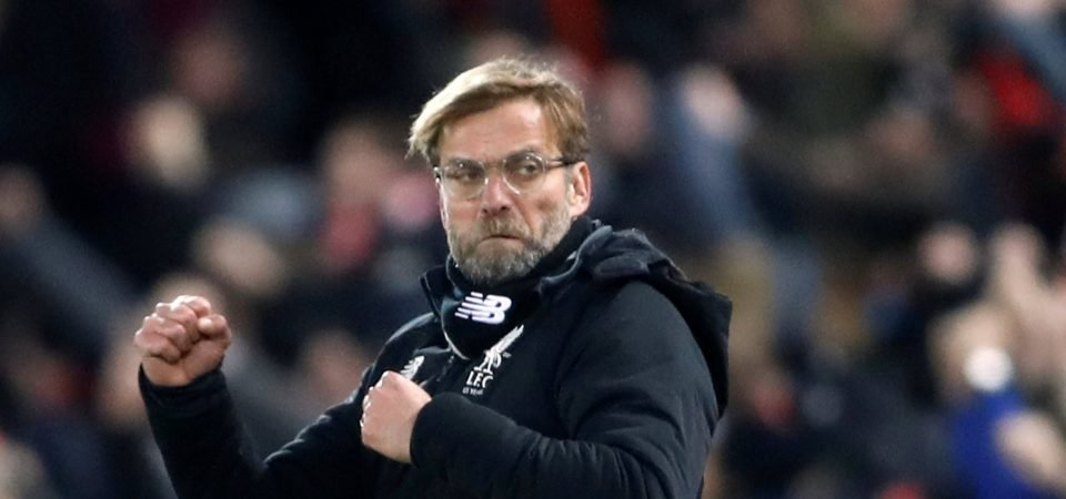 Liverpool fans not impressed by Klopp rotation for FA Cup match