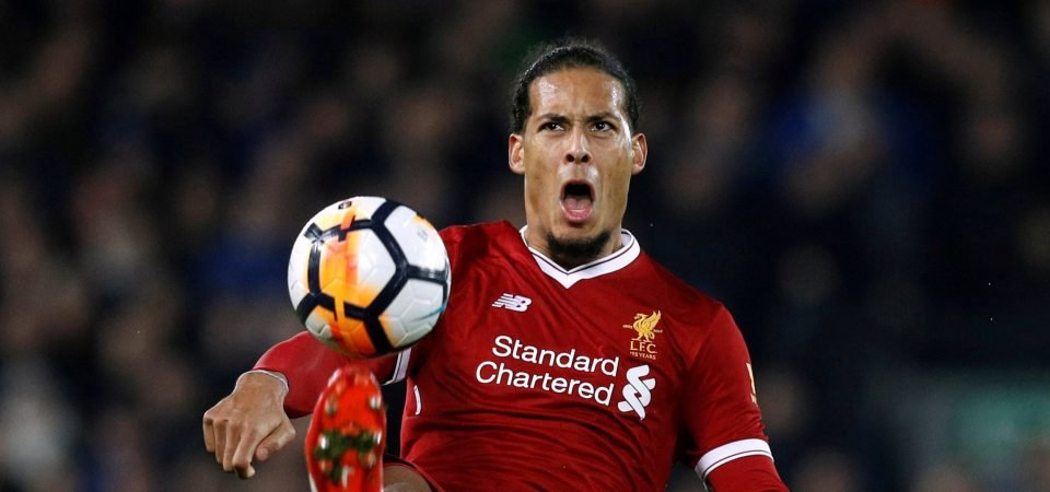 Van Dijk plays hand in Swansea goal but he'll be the difference in these games next season