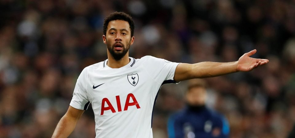 Should Mousa Dembele start vs Liverpool or Tottenham?