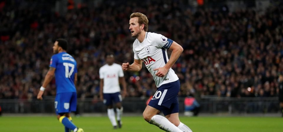 Tottenham Hotspur star Kane reveals plans are not in place for contract talks