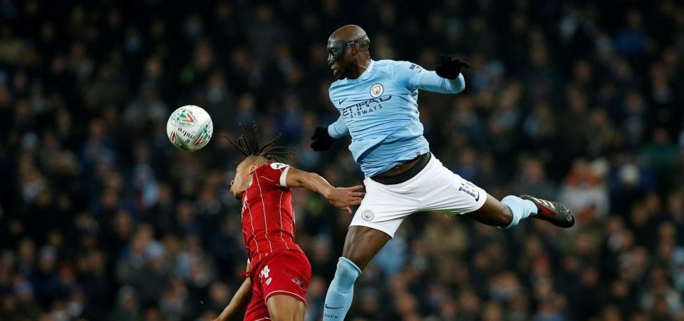 Manchester City fans confused by plans to offer Mangala contract extension