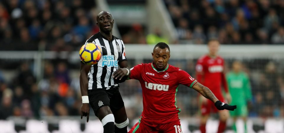 Newcastle fans expect controversial Mo Diame to start again against Man City