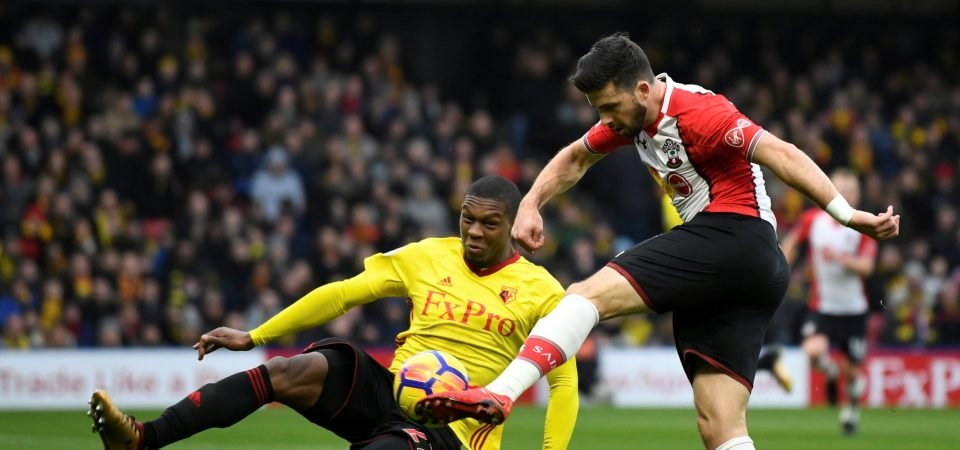 Southampton fans praise Long for role in opening goal against Watford