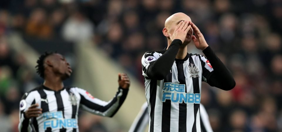 Three reasons West Ham must forget Shelvey and sign Salif Sane instead