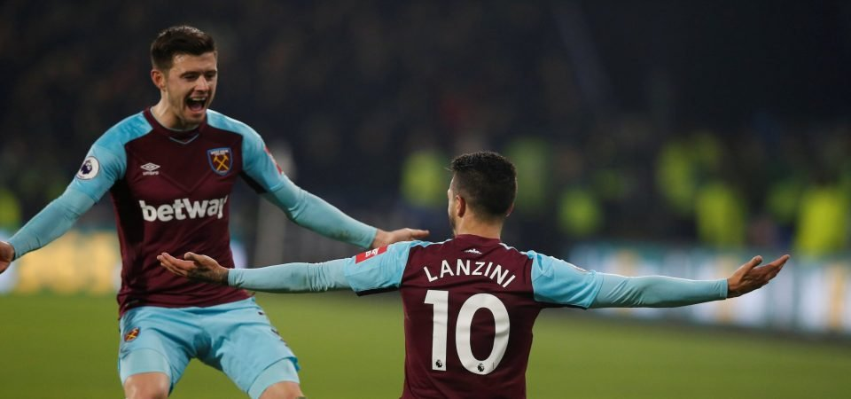 Liverpool fans urge club to sign Manuel Lanzini after latest West Ham display