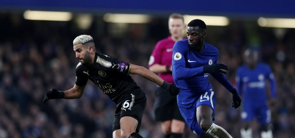 Man United fans urge club to buy Riyad Mahrez on top of Alexis Sanchez