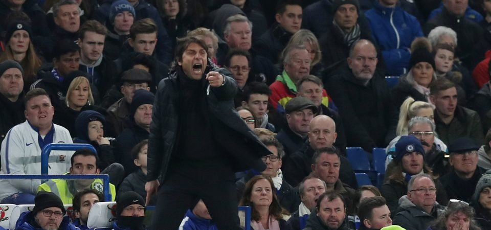Chelsea fans convinced Conte is off following Leicester draw