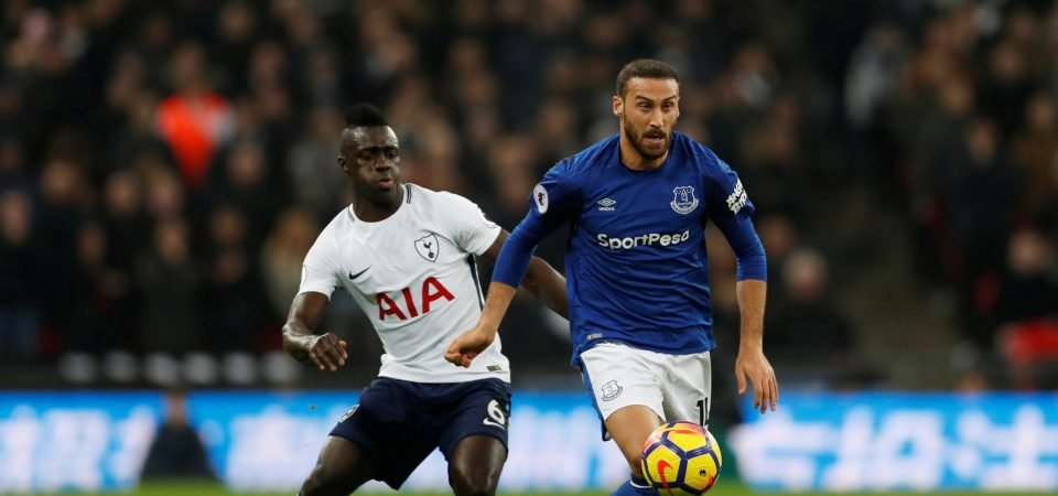 Everton fans assess Tosun debut against Tottenham Hotspur