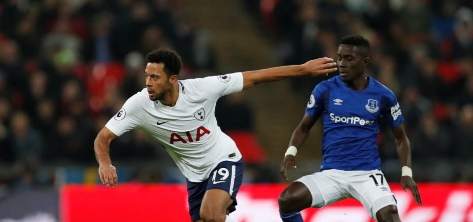 Tottenham Hotspur fans think Dembele is back to his best