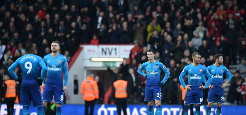 Redknapp claims Arsenal not good enough for top six