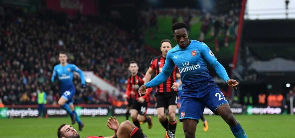 Arsenal fans slate Welbeck after defeat to Bournemouth