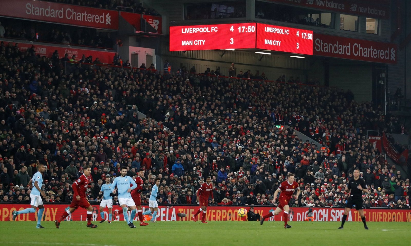 Liverpool's victory over Man City will spark a turning point