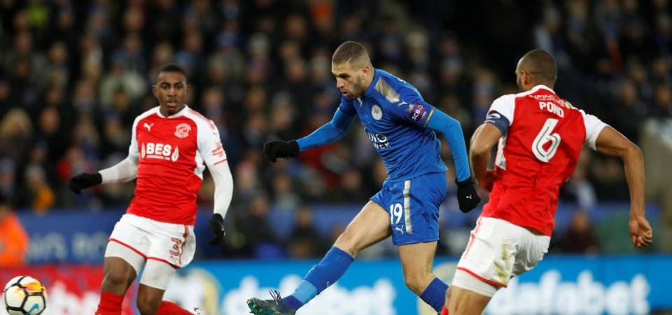 Newcastle fans can't decide on Slimani future