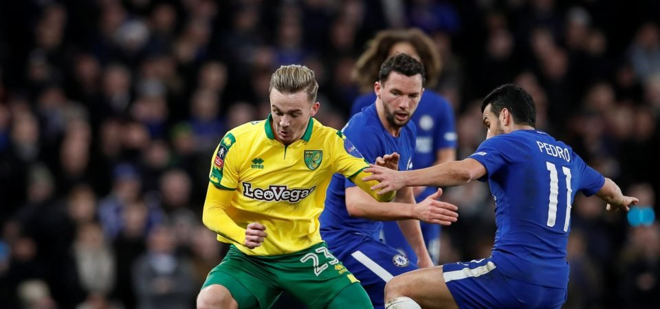 West Ham fans urge club to sign James Maddison after Chelsea display