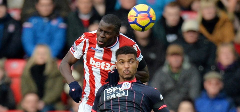 Zouma shows importance to Stoke survival with bullish performance vs Huddersfield