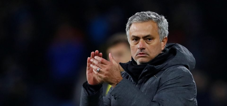 Rival fans suggest Mourinho's new Manchester United deal is financially-motivated