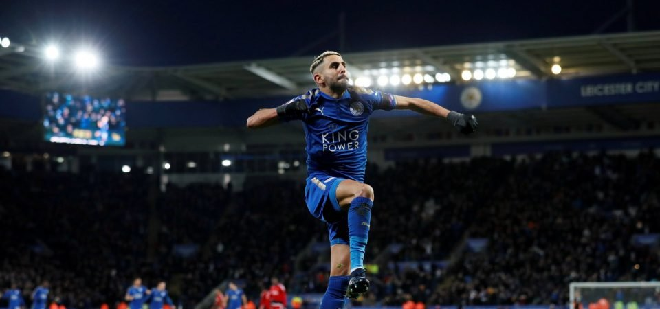 Liverpool fans urge club to move for Mahrez after Manchester City walk away