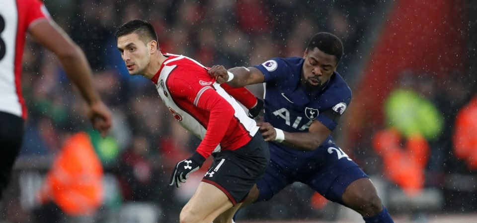 Tottenham saw best and worst of Serge Aurier in 1-1 draw with Southampton