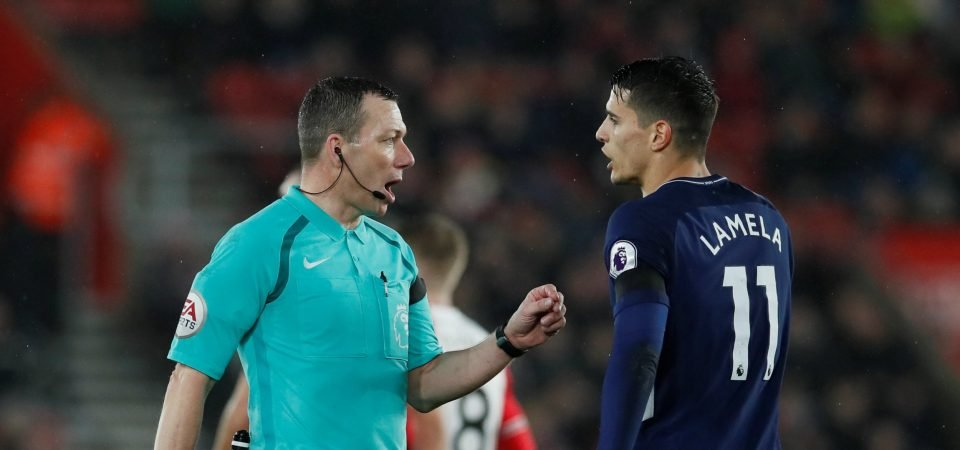 Tottenham fans demand Erik Lamela starts against Newport County