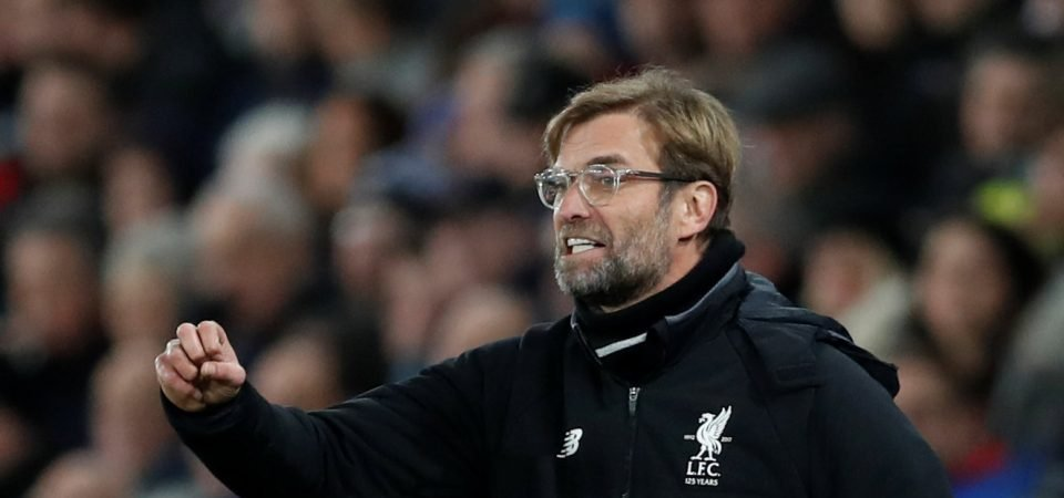 Liverpool fans bark orders at Klopp via Twitter