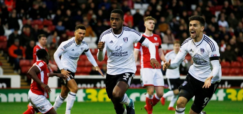 Everton fans urge club to sign Ryan Sessegnon after latest Fulham display