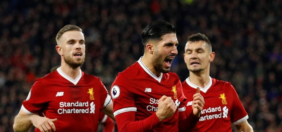 Liverpool fans react as Emre Can reportedly agrees Juventus move