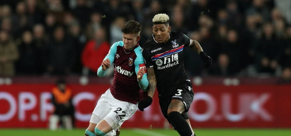 West Ham fans react to Byram exit reports
